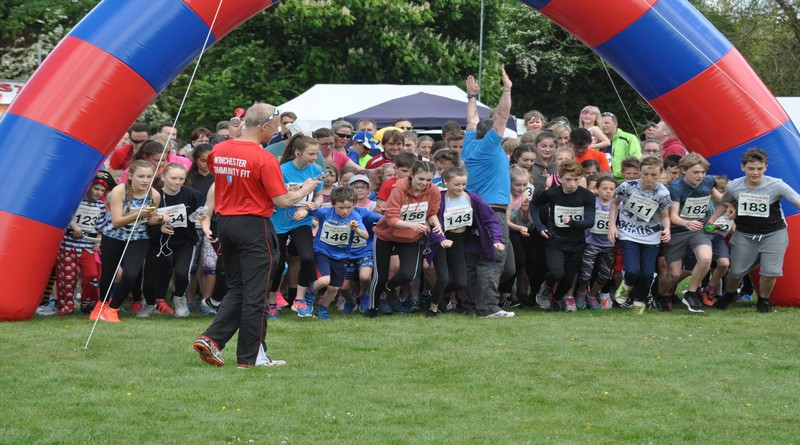 Barton Stacey Fun Run