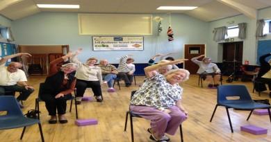 Choga Exercise Class