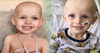 Dawson, who has rare cancer Hepatoblastoma