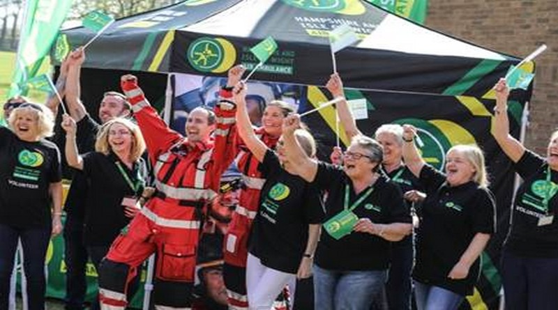 HIOWAA Volunteer Recruitment Event