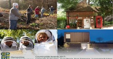 CPRE Hampshire Countryside Awards 2017 One Month To Go!