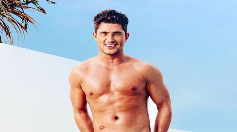 Reality TV star Jordan Davies