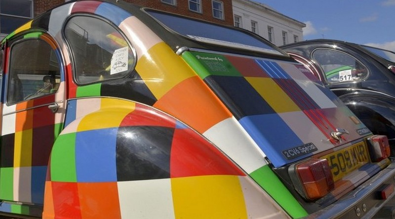 Andover's Festival of Motoring