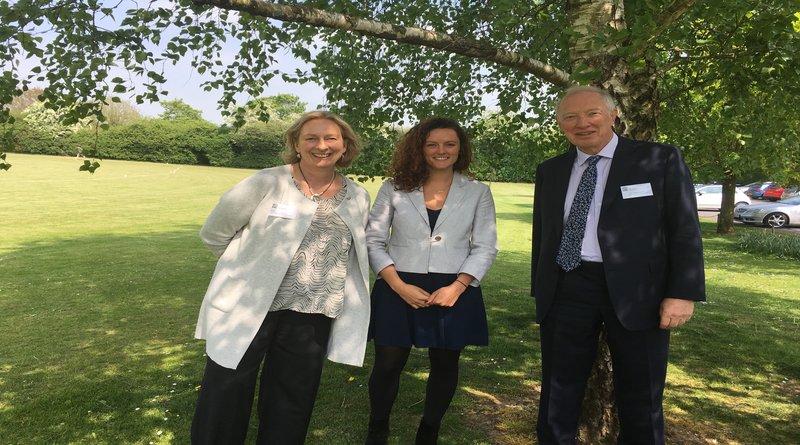 Dee Haas,Charlee Bennett and The Earl of Malmesbury