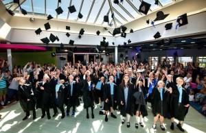 Andover Primary School's Graduation Ceremony (13th July, 2017)- Portway School