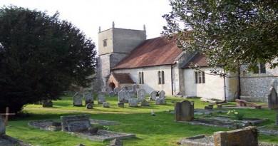 All Saints Church Clatford
