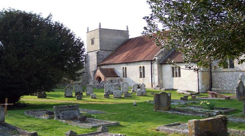 All Saints Church Clatford