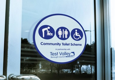 Community Toilet Scheme success leads to more car parking in the town