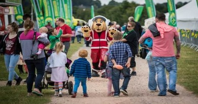Hampshire and IOW Air Ambulance 10th Anniversary