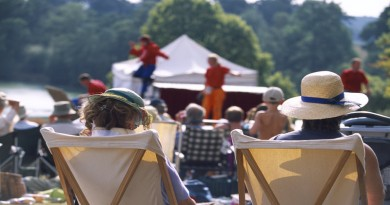 Outdoor Theatre, National Trust