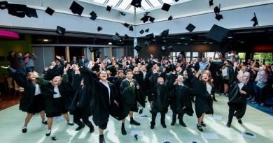 Andover Primary School's Graduation Ceremony - 13th July, 2017 - Anton School
