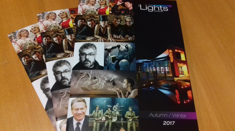 The Lights, Andover - Brochure