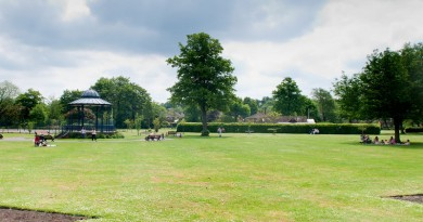 Test Valley's green spaces are flying the flag again