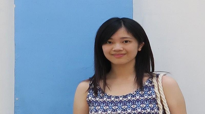St Swithun's student, Scarlett Ng