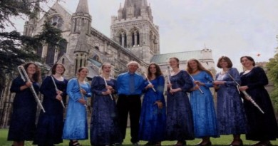 Charity Feast of Flutes Concert