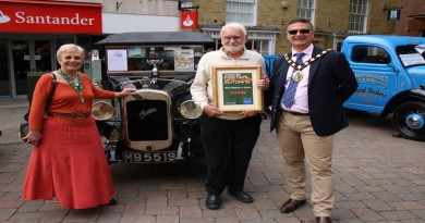 Andover Festival of Motoring Winner