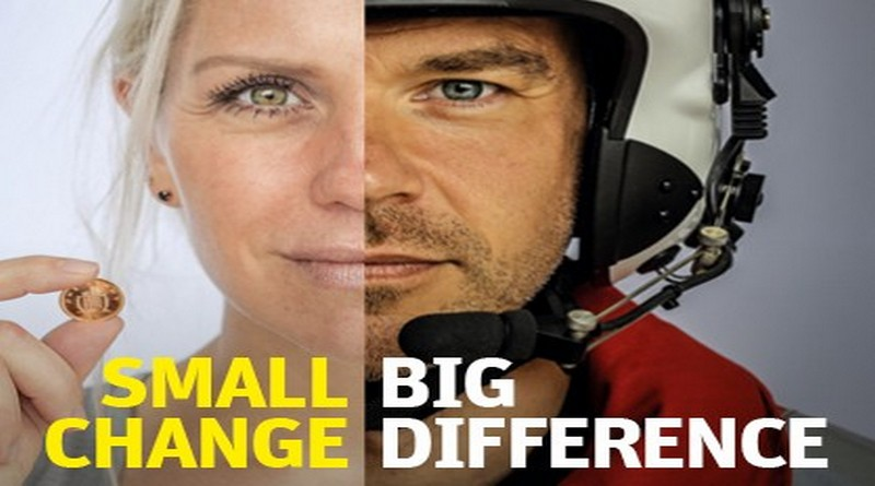 HIOWAA Small Change, Big Difference