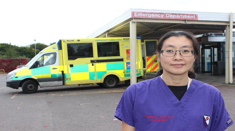 Dr Louisa Chan