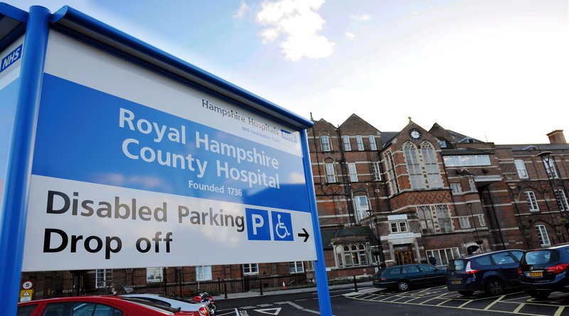 Patients feel listened to and respected in emergency departments at Hampshire Hospitals