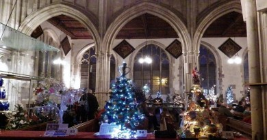 Decorated Tree Festival