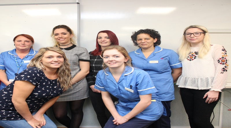 Newly Qualification Nurses