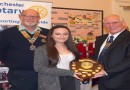 St Swithun's School pupil Anna Benton hits all the right notes to win the Winchester Rotary Young Musician Festival