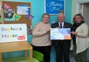 Flutterby Fund receives £4,000 donation