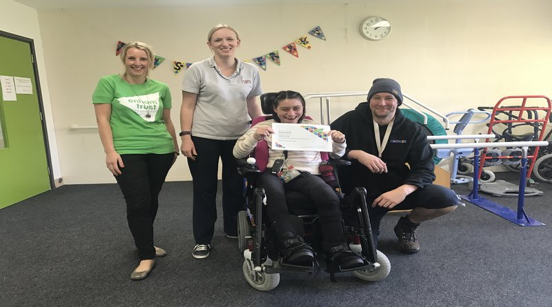 hayley_fundraising_challenge