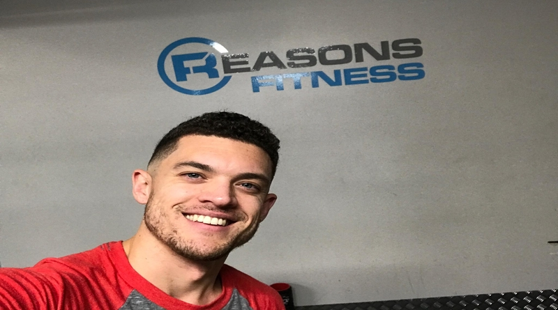Tommy Gentleman Health & Happiness Coach Owner of Reasons Fitness Gym