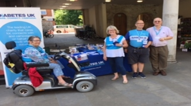 Winchester and Eastleigh Diabetes UK