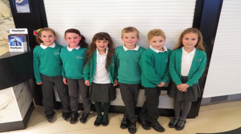Wellow School Primary Reporters