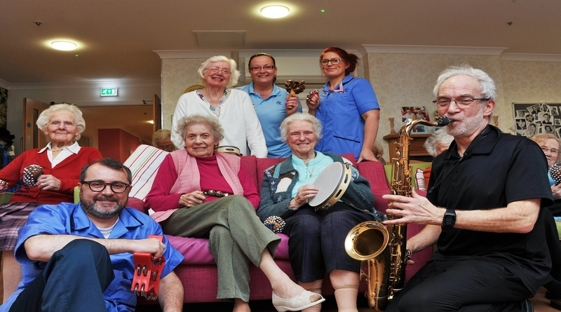 Abbotswood Court - Unlocking Memories Through Music