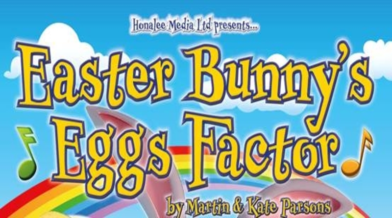 Easter Bunny's Eggs Factor at The Lights