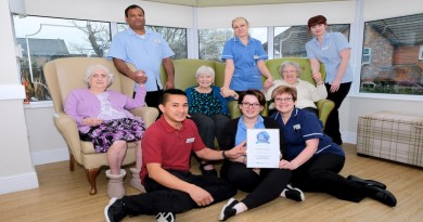 Top 20 Recommended Care Home 2018 Award