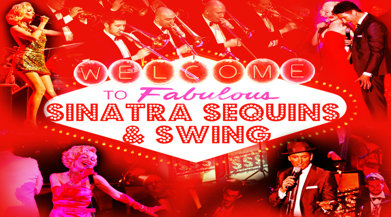 Sinatra Sequins and Swing