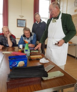 The Hampshire Woodcarvers