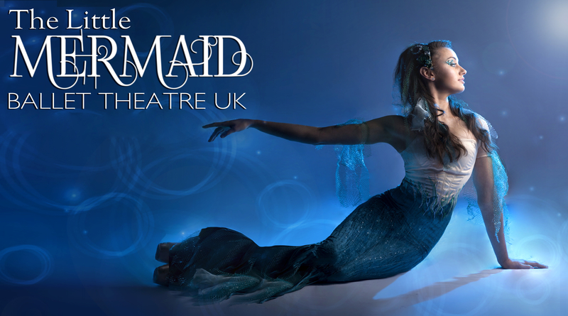 Ballet Theatre UK returns to The Lights with The Little Mermaid