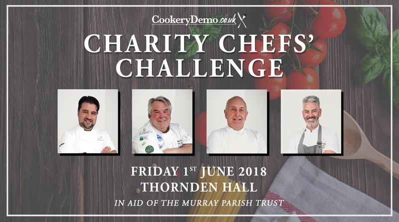 Charity Chefs' Challenge