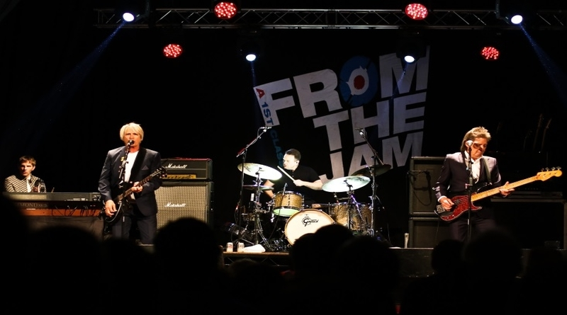 The Jam' sells out Guildhall Winchester