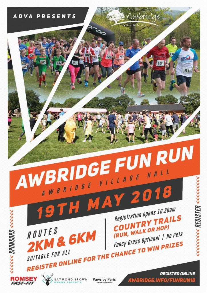 Awbridge-Village-Fun-Run-Poster-2018