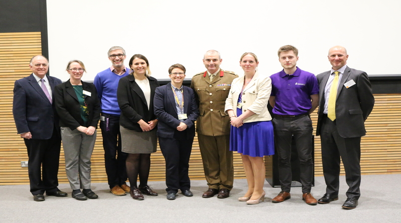 University of Winchester project to engage schools in support of service children celebrates success