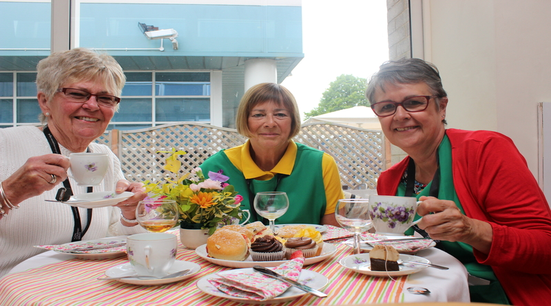 Raise a cuppa for the Hampshire Hospitals Charity this summer