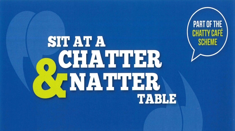 Come and enjoy a Chatter and Natter at The Lights