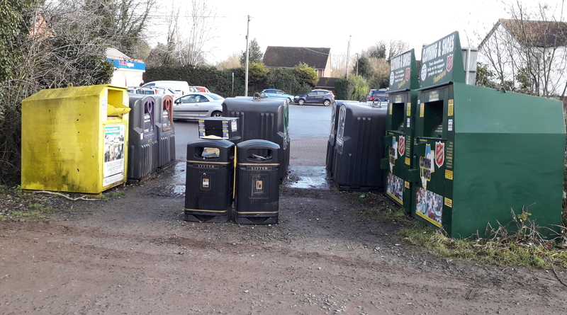 Local Recycling Centre in Charlton