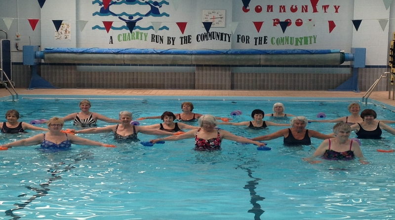 Romsey Arthritis Hydrotherapy Group grant