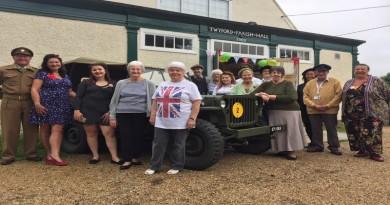 Vintage tea party brings Winchester City Council tenants