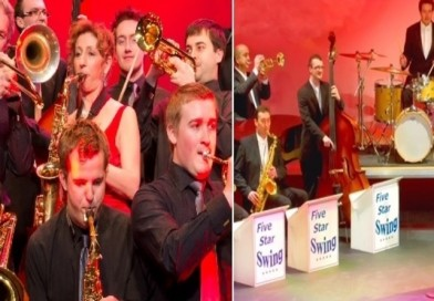 West End Show Swing Time this Sunday!