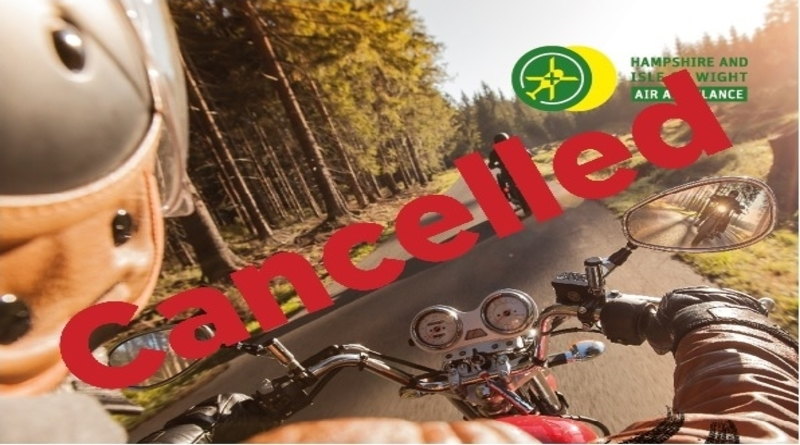 Ride4Life. Cancelled