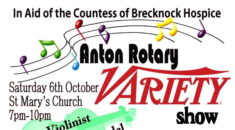 Anton Rotary Club presents A Variety Show
