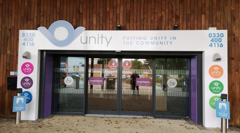 Unity Door